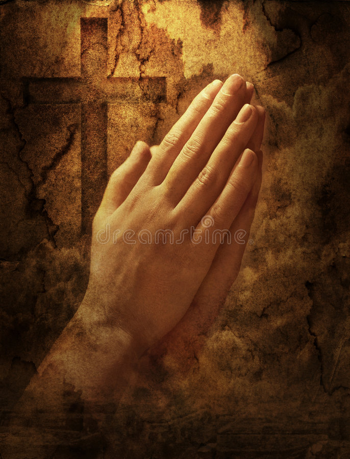 προσευχή στοκ εικόνες με δικαίωμα ελεύθερης χρήσης