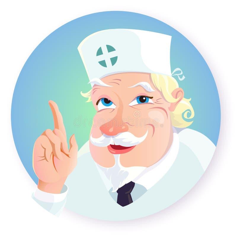 Προσοχή γιατρών στοκ εικόνες