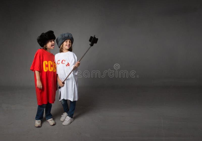 Προσοχή καρφιών για karate το κορίτσι στοκ εικόνα