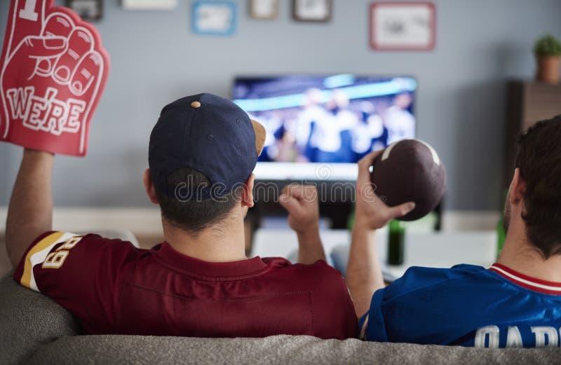 προσοχή ποδοσφαιρικών παιχνιδιών στοκ φωτογραφίες