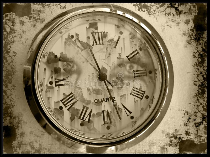 Προσοχή του χρόνου Δωρεάν Στοκ Φωτογραφία