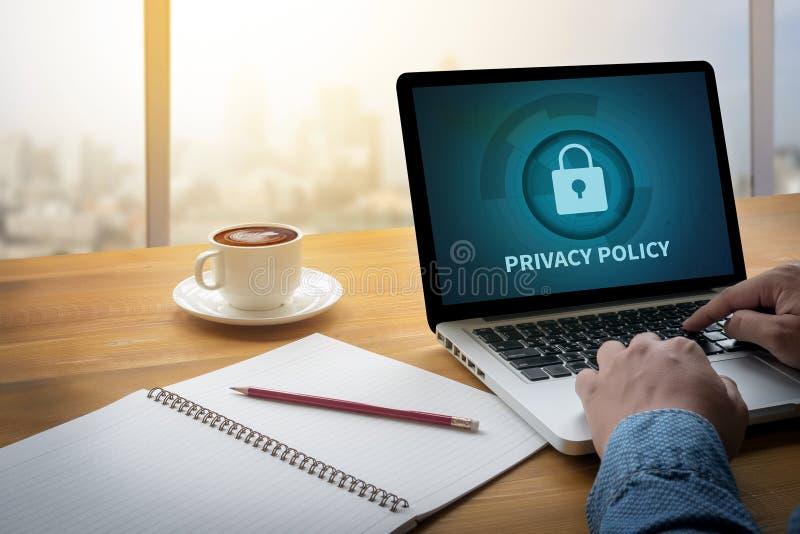 Προστασία ΠΟΛΙΤΙΚΗΣ ιδιωτική ασφάλειας ΜΥΣΤΙΚΟΤΗΤΑΣ) ελεύθερη απεικόνιση δικαιώματος