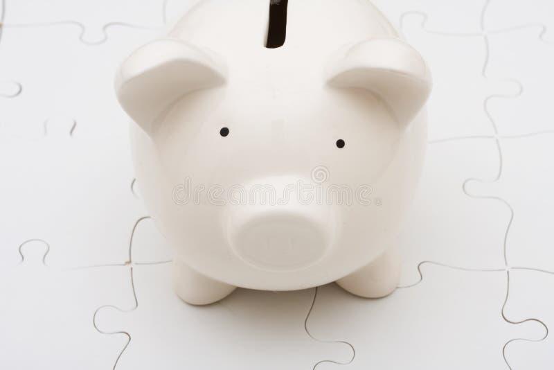 προσωπική κατανόηση πόρων χρηματοδότησης στοκ εικόνα