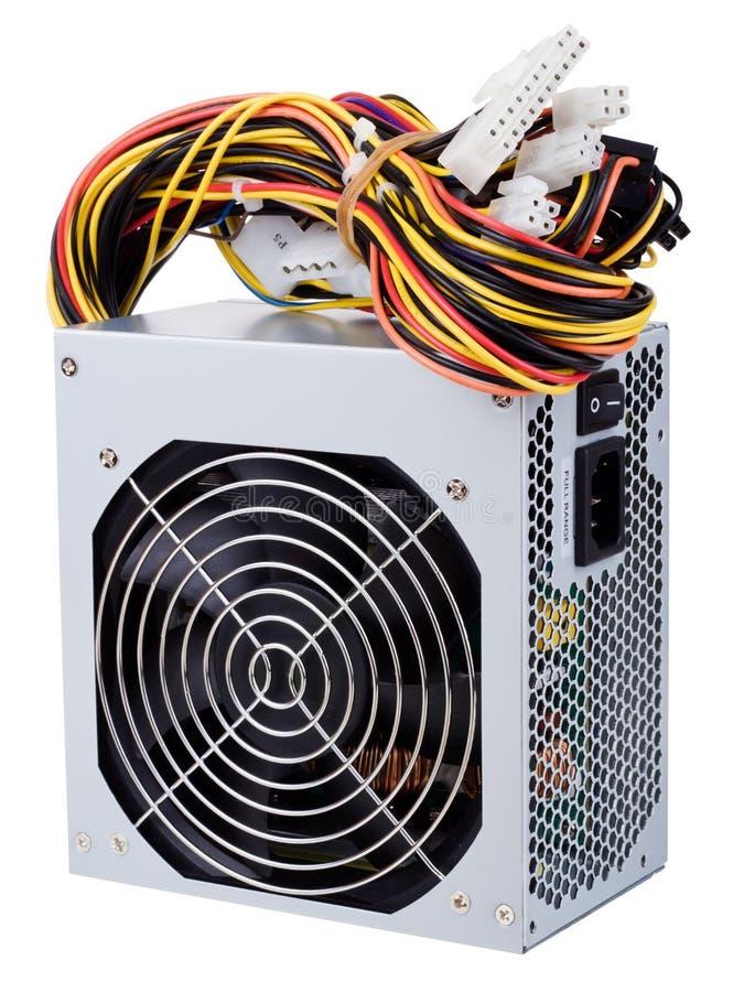 προσωπική μονάδα παροχής ηλεκτρικού ρεύματος υπολογιστών στοκ φωτογραφία με δικαίωμα ελεύθερης χρήσης