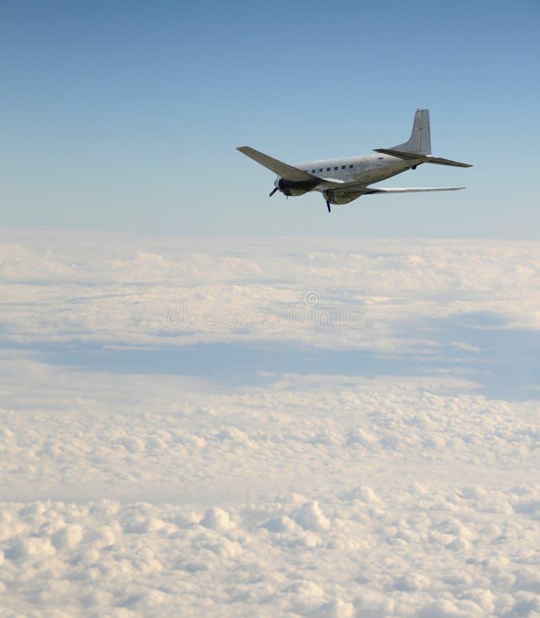 Download προωστήρας αεροπλάνων στοκ εικόνες. εικόνα από αναδρομικός - 13179334