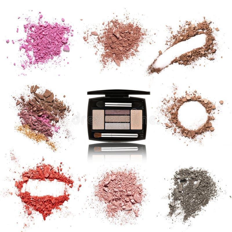 Προϊόντα καλλυντικών και ομορφιάς στοκ φωτογραφία