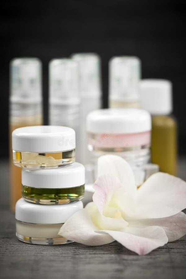 Προϊόντα φροντίδας δέρματος στοκ εικόνα με δικαίωμα ελεύθερης χρήσης