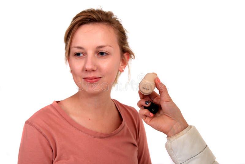 Προϊόν Makeup στοκ εικόνες