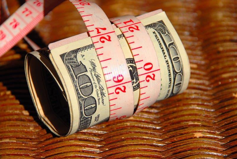 προϋπολογισμός σφιχτά πο&lam στοκ εικόνες