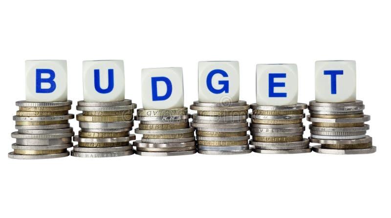 προϋπολογισμός στοκ εικόνες