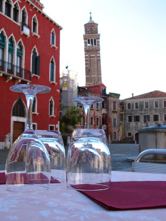 πρωί Βενετία στοκ φωτογραφίες με δικαίωμα ελεύθερης χρήσης