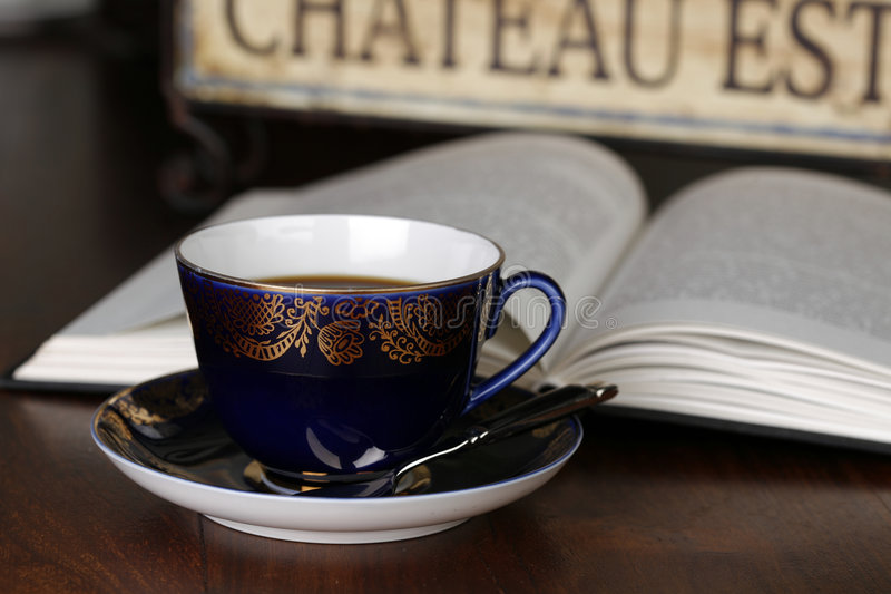 πρωί καφέ στοκ εικόνα με δικαίωμα ελεύθερης χρήσης