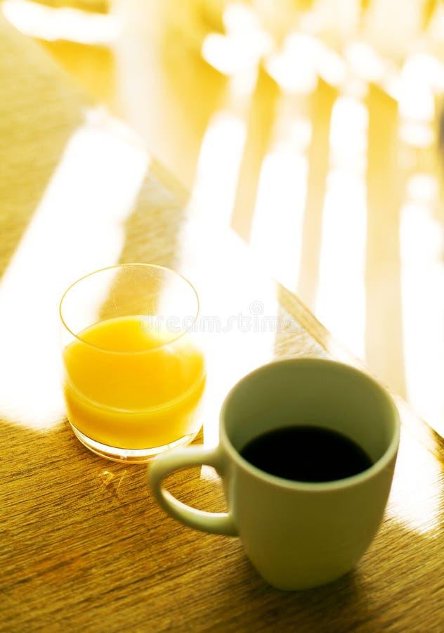 πρωί καφέ στοκ εικόνες