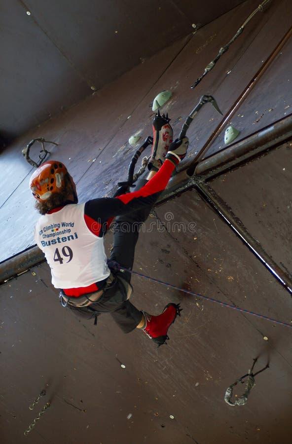 πρωτάθλημα busteni του 2007 που αν&alph στοκ εικόνες
