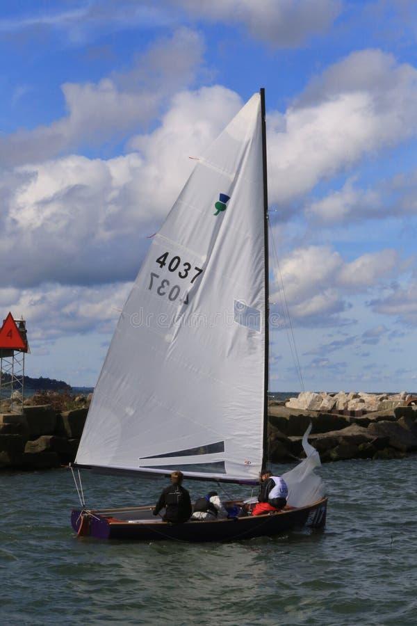 Πρωτάθλημα αμερικανικής ναυσιπλοΐας στοκ εικόνα με δικαίωμα ελεύθερης χρήσης