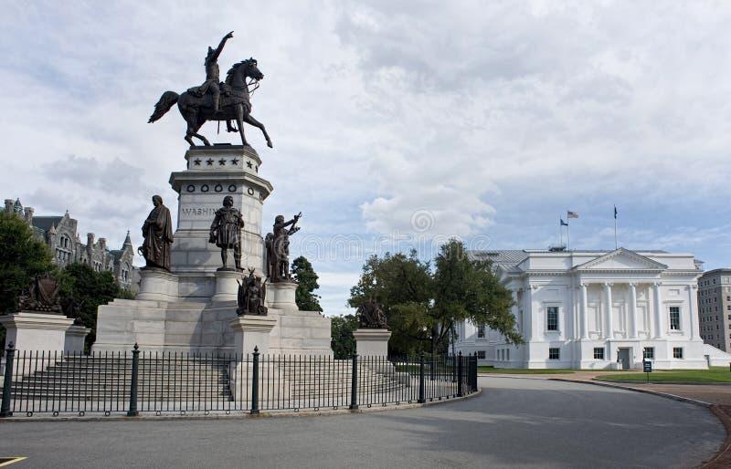 Πρωτεύουσα της Βιρτζίνια στοκ φωτογραφία