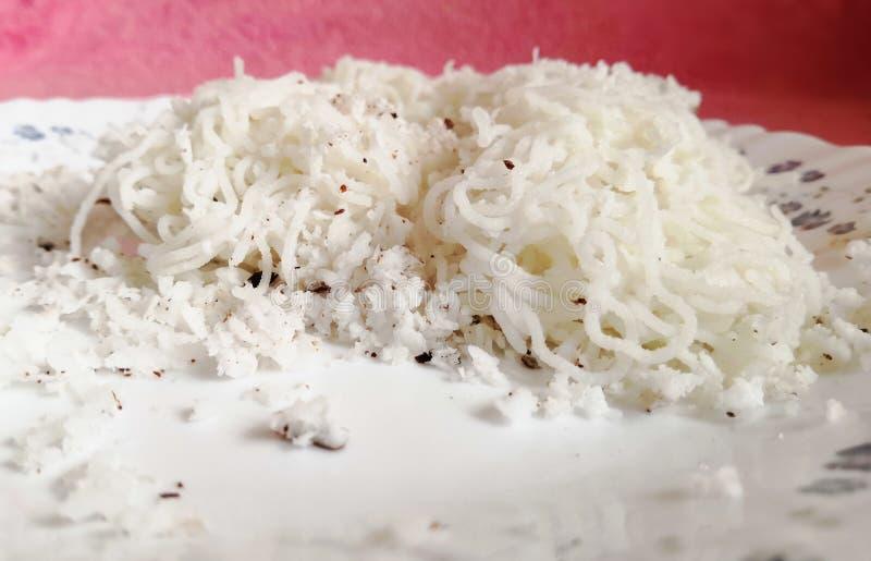 Πρόγευμα αλευριού ρυζιού του Κεράλα στοκ φωτογραφία με δικαίωμα ελεύθερης χρήσης