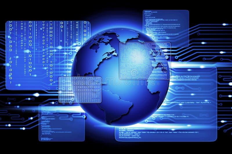 Πρόγραμμα υπολογιστών στοκ εικόνες