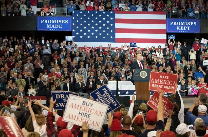 Πρόεδρος Trump στοκ εικόνες με δικαίωμα ελεύθερης χρήσης