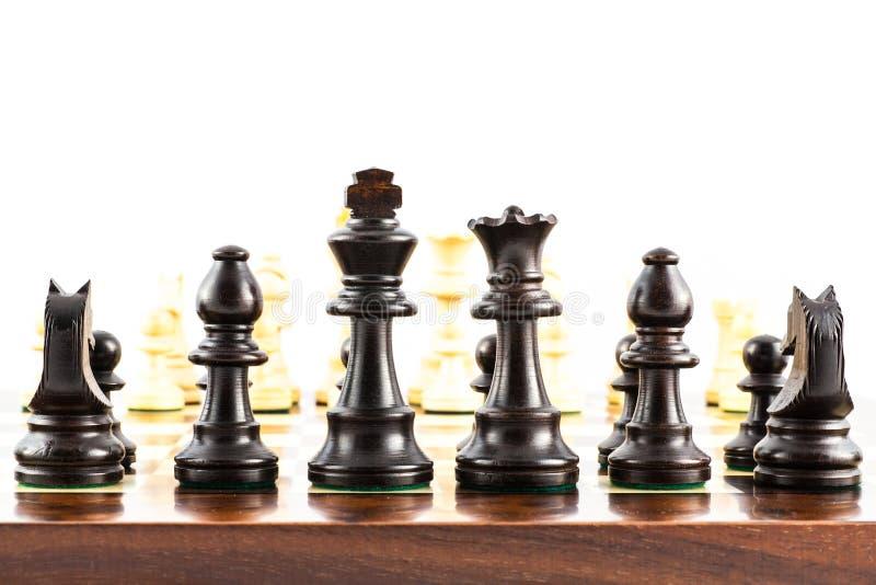 Πρόκληση σκακιού στοκ εικόνα με δικαίωμα ελεύθερης χρήσης