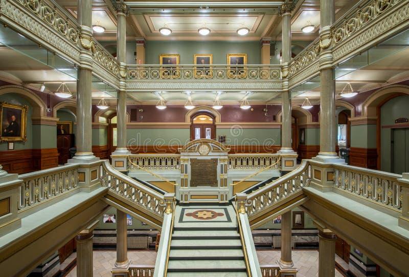 Πρόνοια Δημαρχείο στοκ φωτογραφίες