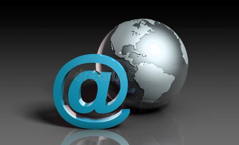 πρόσβαση Διαδίκτυο διανυσματική απεικόνιση