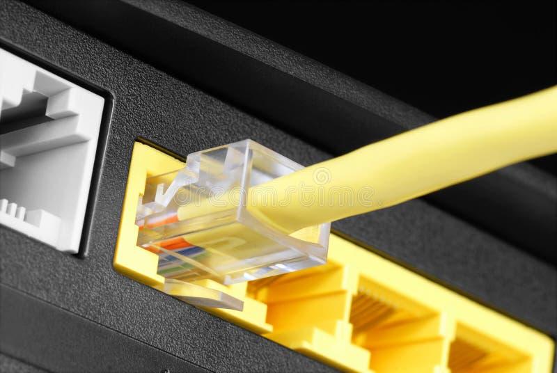 Πρόσβαση Διαδικτύου στοκ εικόνα