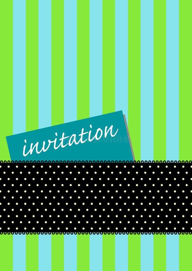 πρόσκληση απεικόνιση αποθεμάτων