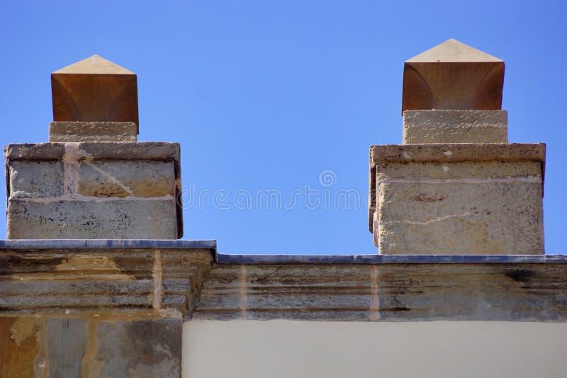 Πρόσοψη ενός κτηρίου 5 στοκ φωτογραφίες