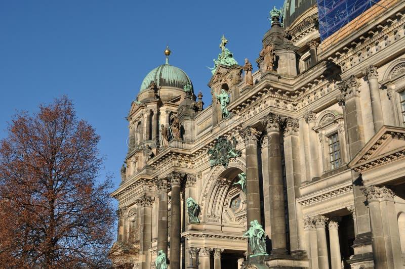 Πρόσοψη του Βερολίνου στοκ εικόνα