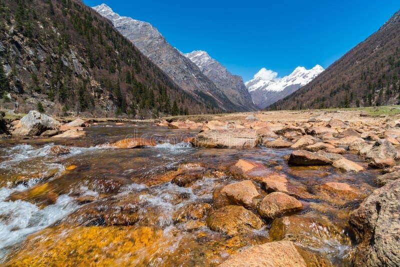 Πρόσφατο χειμερινό τοπίο Sichuan στοκ φωτογραφίες με δικαίωμα ελεύθερης χρήσης