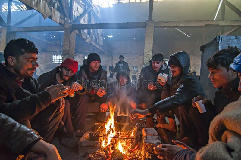 πρόσφυγας στοκ εικόνες με δικαίωμα ελεύθερης χρήσης