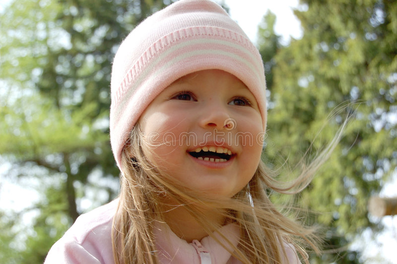 πρόσωπο ένα παρακαλεσμένο χαμόγελο του S Στοκ φωτογραφία με δικαίωμα ελεύθερης χρήσης