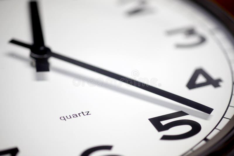 Πρόσωπο 'Ενδείξεων ώρασ' στοκ φωτογραφία