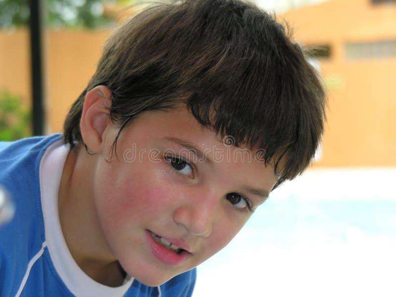 πρόσωπο παιδιών στοκ εικόνα