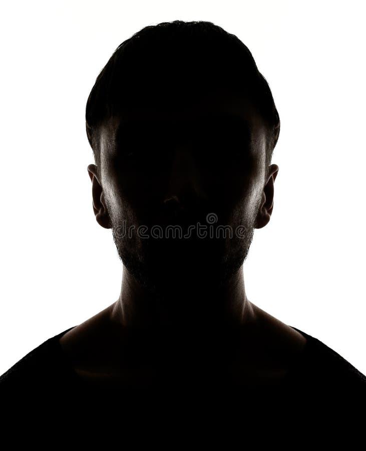 πρόσωπο που κρύβεται στοκ εικόνες