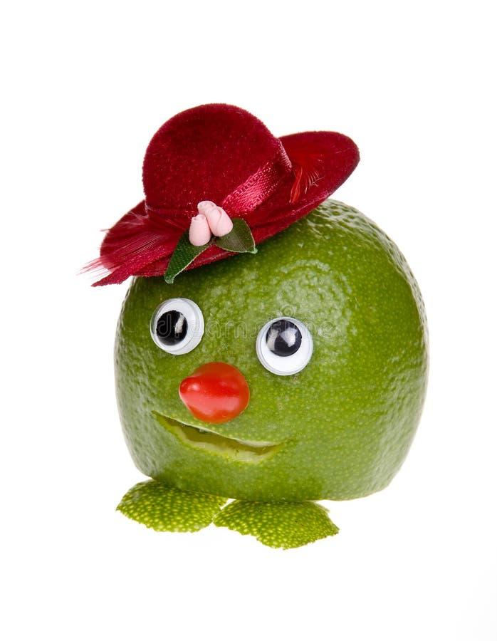 πρόσωπο πράσινο στοκ φωτογραφία με δικαίωμα ελεύθερης χρήσης