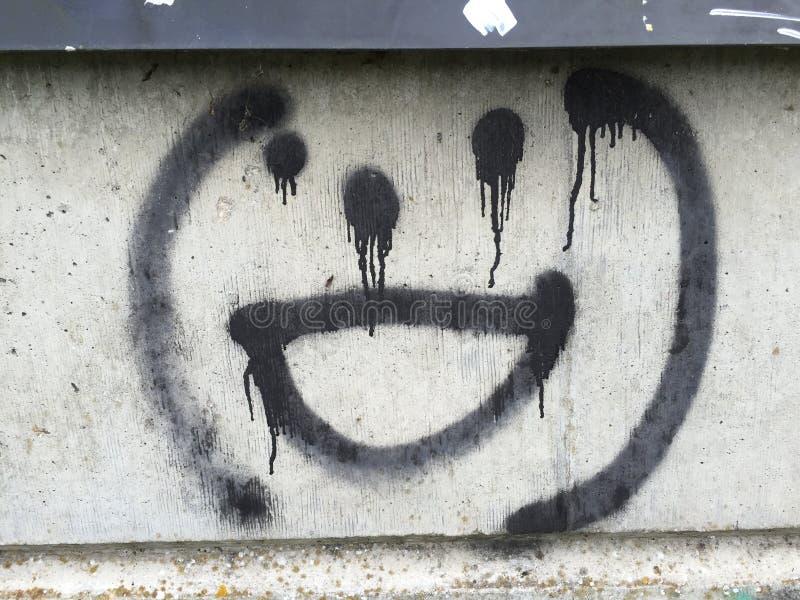Πρόσωπο Smiley στοκ φωτογραφία