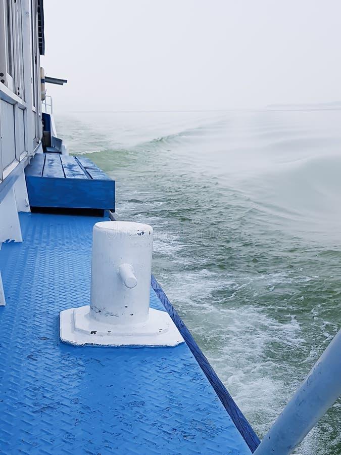 πρόσδεση του σκάφους στοκ εικόνες