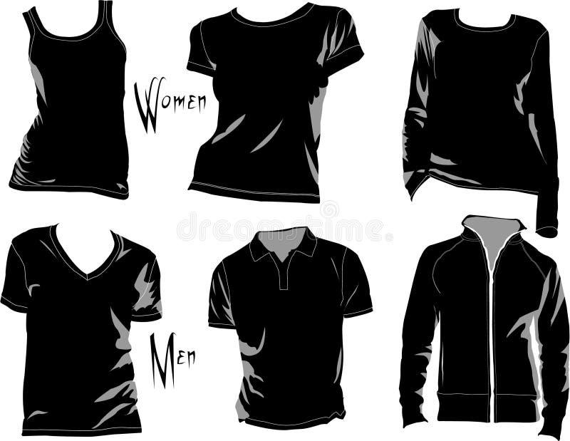 πρότυπα πουκάμισων τ στοκ φωτογραφίες με δικαίωμα ελεύθερης χρήσης
