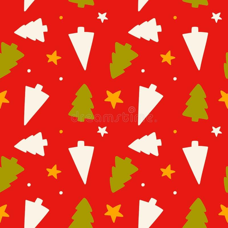 πρότυπα Χριστουγέννων άνε&upsil ελεύθερη απεικόνιση δικαιώματος