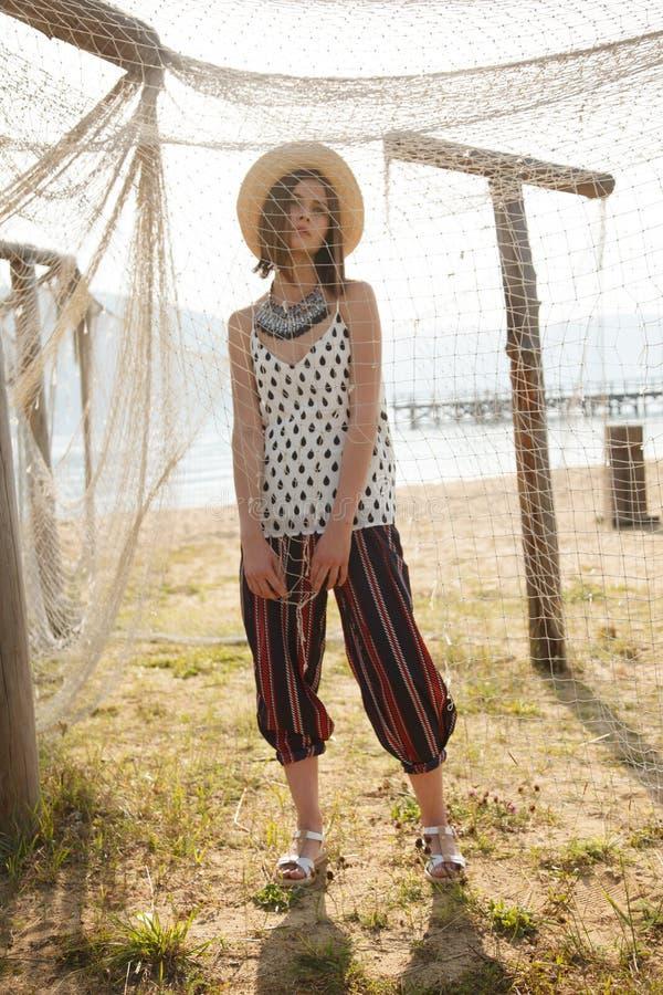 πρότυπες νεολαίες μόδας στοκ φωτογραφίες με δικαίωμα ελεύθερης χρήσης