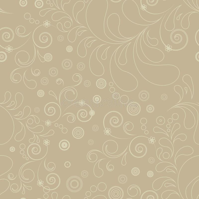 πρότυπο άνευ ραφής απεικόνιση αποθεμάτων