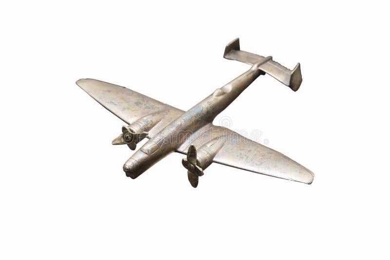 Πρότυπο αεροπλάνων στοκ φωτογραφίες με δικαίωμα ελεύθερης χρήσης