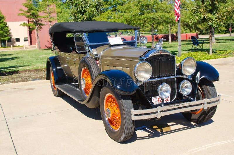 1929 πρότυπο ανοικτό να περιοδεύσει 640 Packard στοκ φωτογραφίες με δικαίωμα ελεύθερης χρήσης