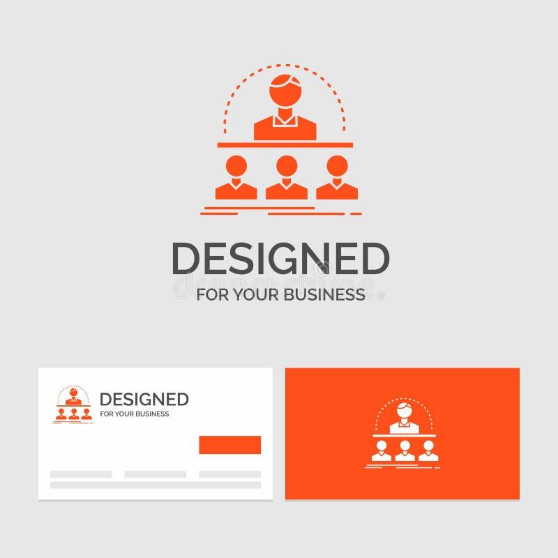 Πρότυπο επιχειρησιακών λογότυπων για την επιχείρηση, λεωφορείο, σειρά μαθημάτων, εκπαιδευτικός, σύμβουλος r διανυσματική απεικόνιση