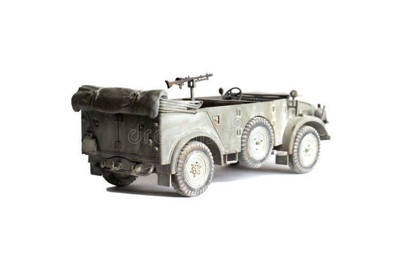 Πρότυπο κλίμακας του παλαιού οχήματος στοκ εικόνες με δικαίωμα ελεύθερης χρήσης