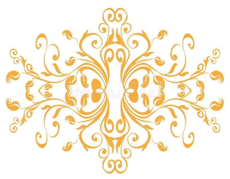 Download πρότυπο λουλουδιών απεικόνιση αποθεμάτων. εικονογραφία από κλασσικός - 13181224