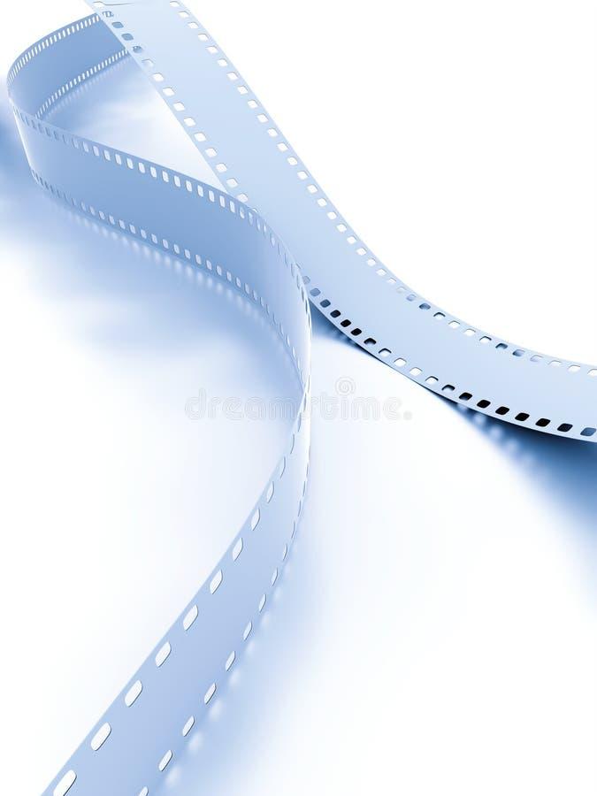 Πρότυπο μιας ταινίας απεικόνιση αποθεμάτων