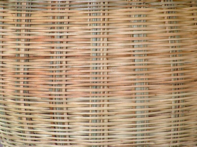 πρότυπο μπαμπού Στοκ Εικόνα
